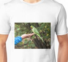 London Parakeet Unisex T-Shirt