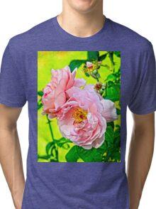 Pretty in pink Tri-blend T-Shirt