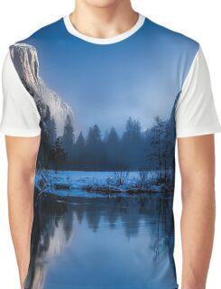 Yellowstone National Park Graphic T-Shirt