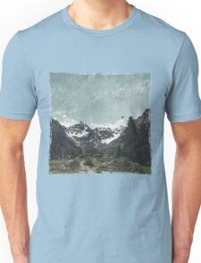 High Valley  Italian Alps Unisex T-Shirt