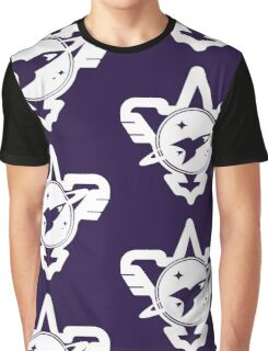 Galactic Rangers Graphic T-Shirt