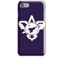 Galactic Rangers iPhone Case/Skin