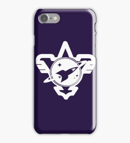 Galactic Rangers iPhone Case/Skin
