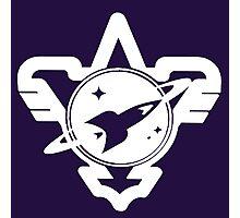 Galactic Rangers Photographic Print