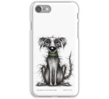 Mr Smelly the smelly dog iPhone Case/Skin
