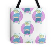Chibi Finn Pillows And Totes Tote Bag