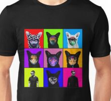 GALANTIS SEAFOX FAMILY POP ART Unisex T-Shirt