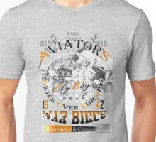 war birds Unisex T-Shirt