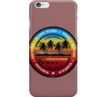 People Like Being Wet iPhone Case/Skin
