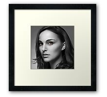 Mrs. Portman Framed Print