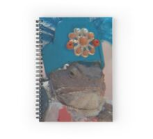 Jodo's Lizards Spiral Notebook
