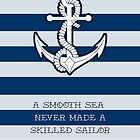 Anchor 2 skilled Sailor by tattoofreak