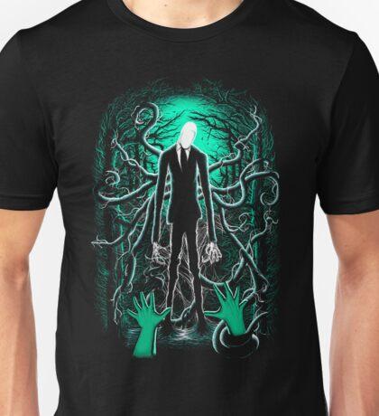 Slender Man 01 Unisex T-Shirt