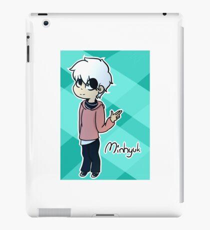 Monsta X || Minhyuk Chibi iPad Case/Skin