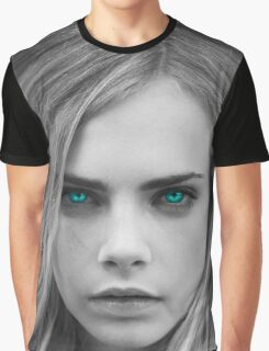 Mrs. Delevigne Graphic T-Shirt
