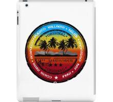 The Tourist Nest iPad Case/Skin