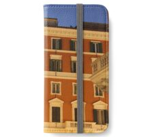 Architecture italienne iPhone Wallet/Case/Skin