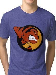 Galactic Ranger Ratchet Tri-blend T-Shirt