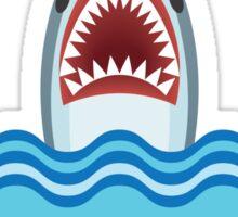 Shark Attack! Sticker