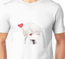 Zen Love Emoticon | Mystic Messenger Unisex T-Shirt