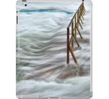 Closed For Swimming iPad Case/Skin