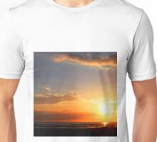 Sunset in the Bay Unisex T-Shirt