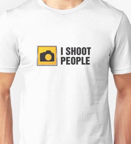 I Shoot People II Unisex T-Shirt