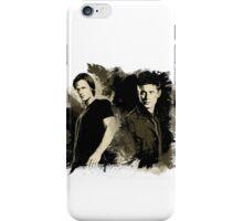 Sam & Dean iPhone Case/Skin