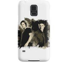Sam & Dean Samsung Galaxy Case/Skin