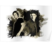 Sam & Dean Poster