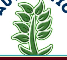 Authentic Vegan Sticker