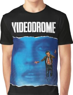 videodrome Graphic T-Shirt