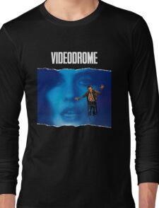 videodrome Long Sleeve T-Shirt