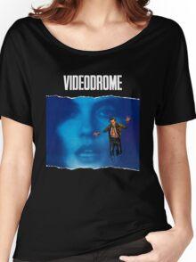 videodrome Women's Relaxed Fit T-Shirt