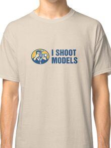 I Shoot Models Classic T-Shirt