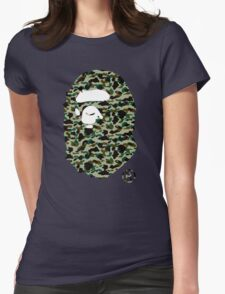 Ape Womens Fitted T-Shirt