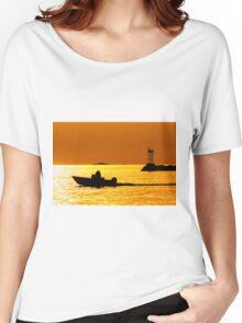 Evening Trip Women's Relaxed Fit T-Shirt