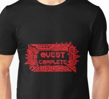 Monster Hunter Quest Complete Unisex T-Shirt