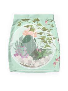 Round Terrarium Mini Skirt