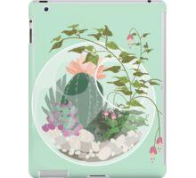 Round Terrarium iPad Case/Skin