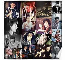 Ryan Ross collage collection n__n Poster