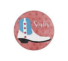 Styles Photographic Print