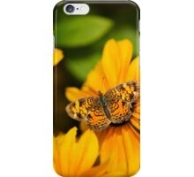 Pearl Crescent Butterfly iPhone Case/Skin
