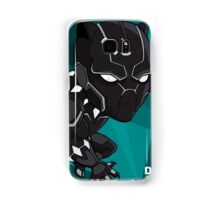 Black Panther Chibi Samsung Galaxy Case/Skin