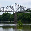 Clarendon Bridge by WildestArt
