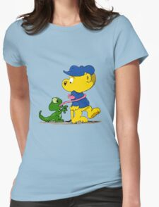 Ferald  Womens Fitted T-Shirt