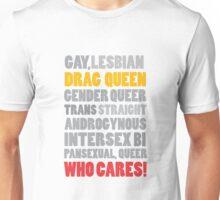 Gender Inclusion Campaign: Drag Queen Unisex T-Shirt