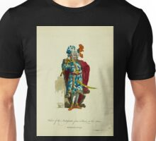 Habit of the ambassador from Persia to the Port Ambassadeur de perse 380 Unisex T-Shirt