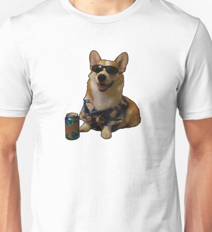 Slurms Mckenzie Dog Unisex T-Shirt