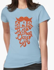 Leif Erikson Day Womens Fitted T-Shirt